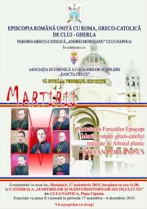 Expozitia Martirii 2019