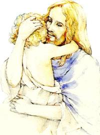 Isus cu copil