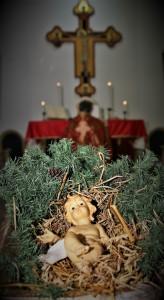 Isus in iesle